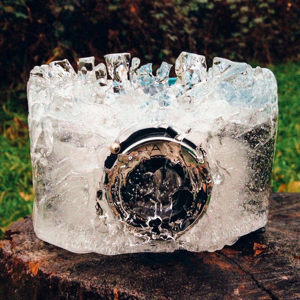 iced Diana F+ (Holga)
